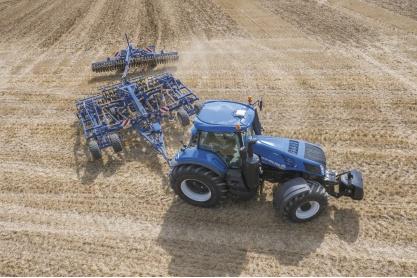 Трактори New Holland на промоционални цени